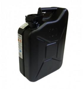 Benzinkanister (schwarz)
