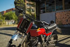 PIG7 Honda Dominator Umbau 001