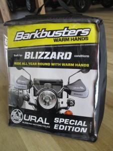 barkbusters blizzard ural II