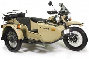 Ural Gear Up Sahara (amerikanisches Sondermodell 2016)